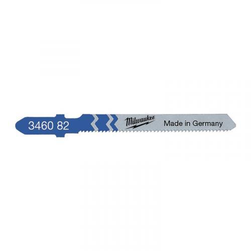 4932346082 - Brzeszczot do wyrzynarki do cięcia po łuku w metalu, 55 mm (5 szt.)