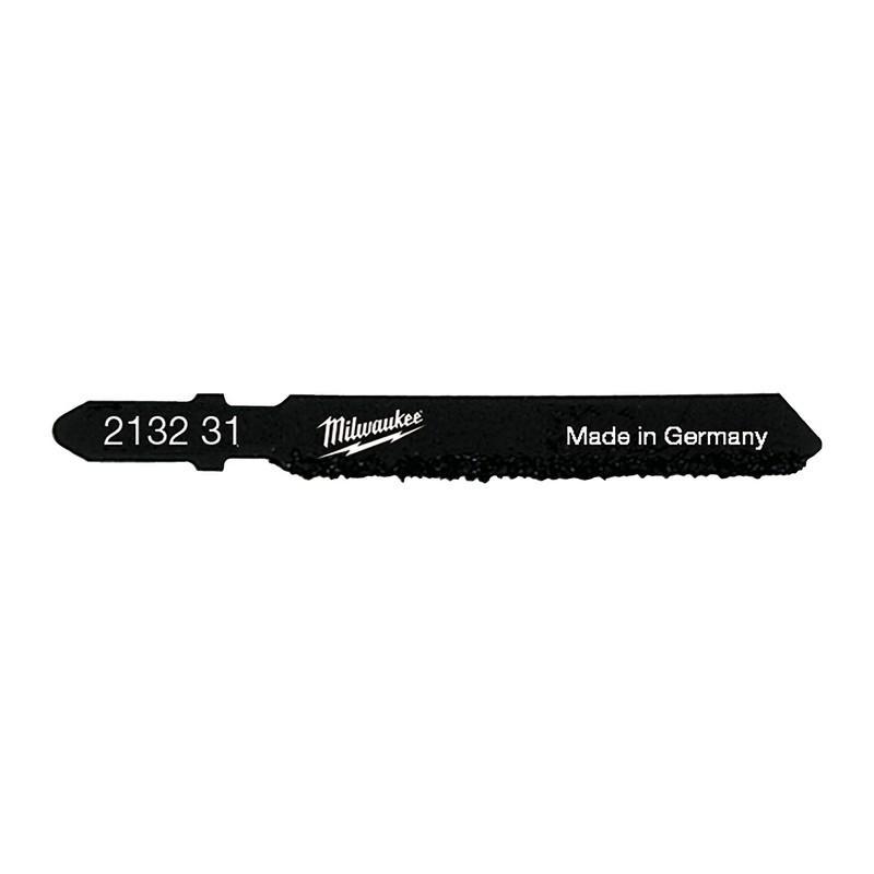 4932213231 - Brzeszczot do wyrzynarki do materiałów ściernych i żeliwa, 54 mm gr. 30 (1 szt)