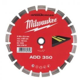 4932478952 - Tarcza diamentowa tnąca do asfaltu Speedcross ADD 350 x 25,4 mm