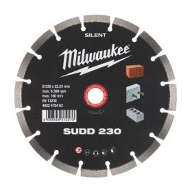 4932479463 - Tarcza diamentowa tnąca cicha SUDD 230 x 22,23 mm