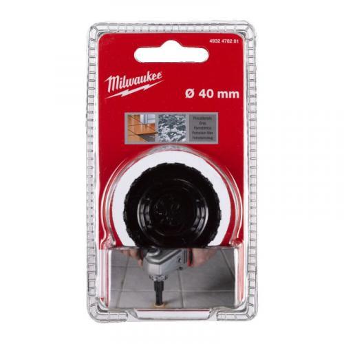 4932478281 - Wiertło diamentowe do wiercenia na sucho, M14 Diamond Max, 40 mm (1 szt.)