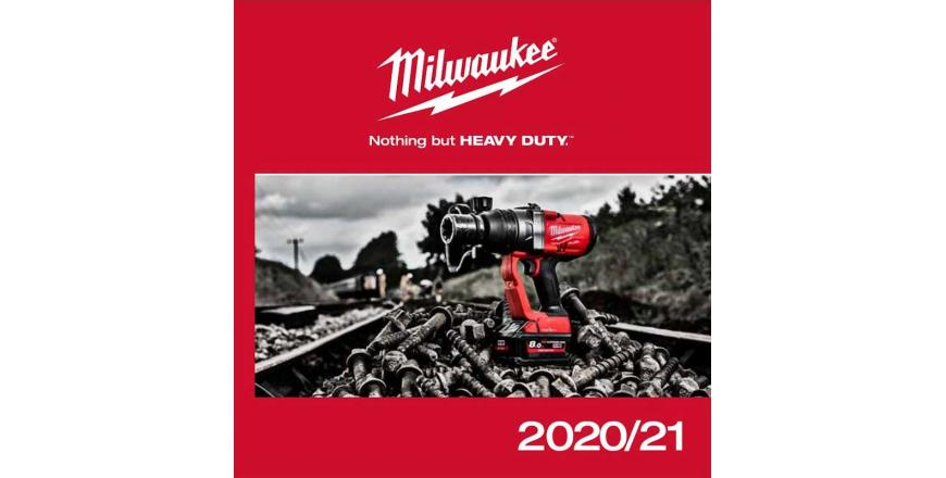 New catalog: Milwaukee 2020