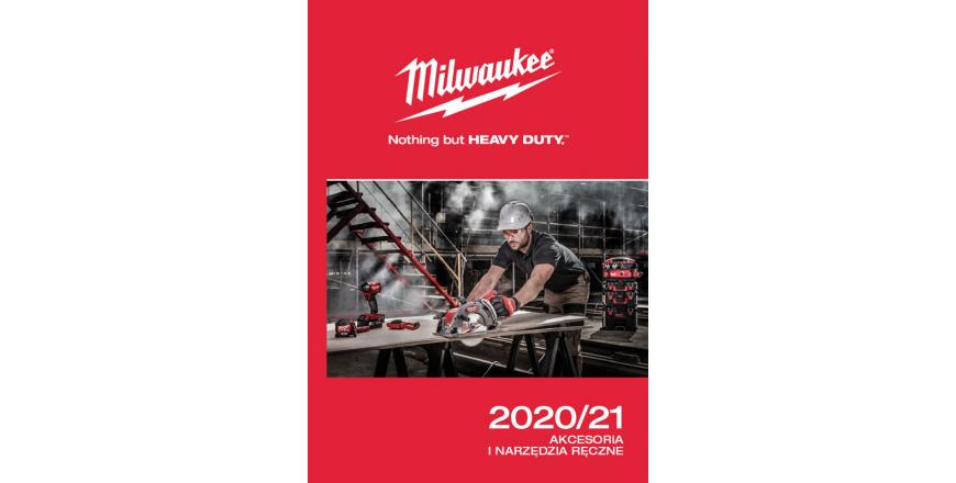 New catalog: Accessories and hand tools Milwaukee 2020/2021