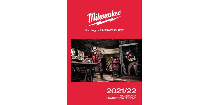 New catalog: Accessories and hand tools Milwaukee 2021